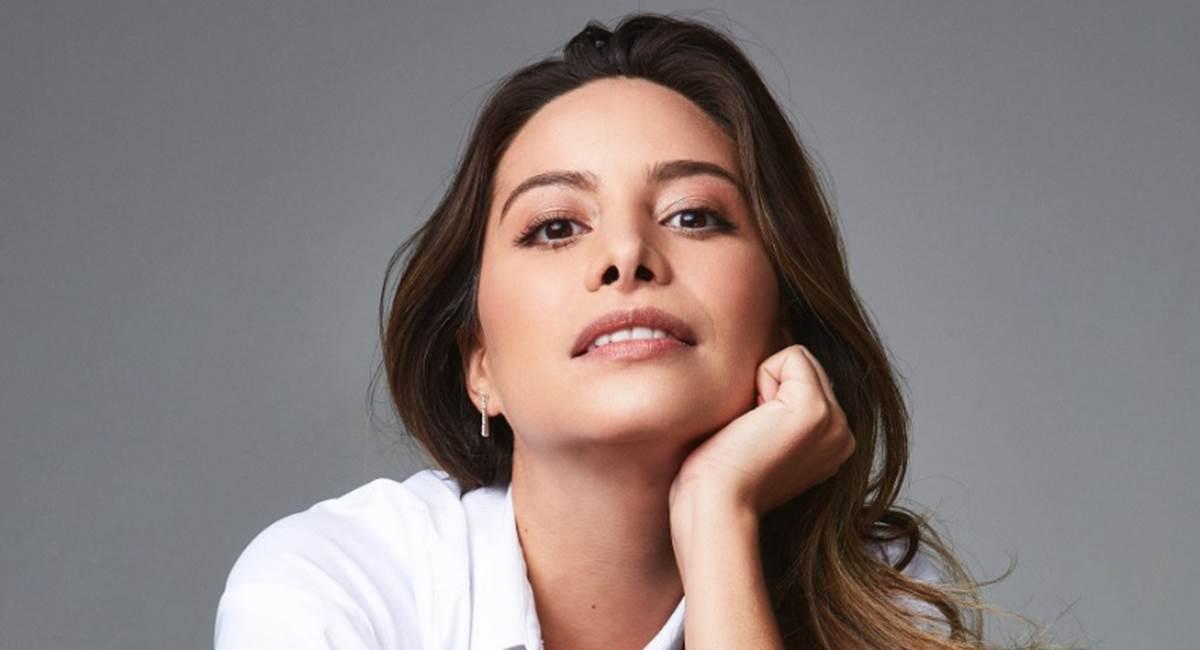 Marcela Monteiro, repórter do É de casa