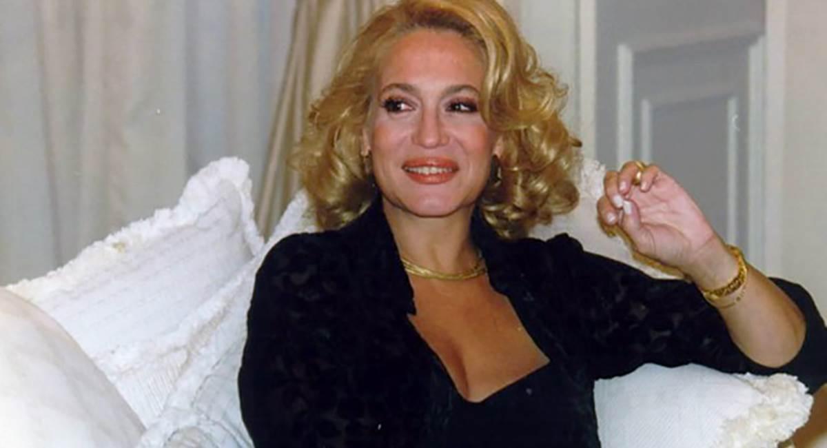 Susana Vieira em cena da novela Por amor