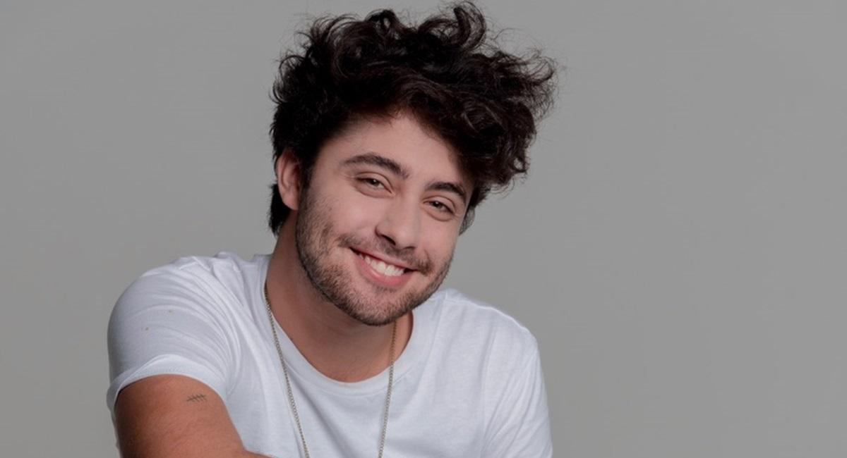 Ator Lucas Vasconcelos