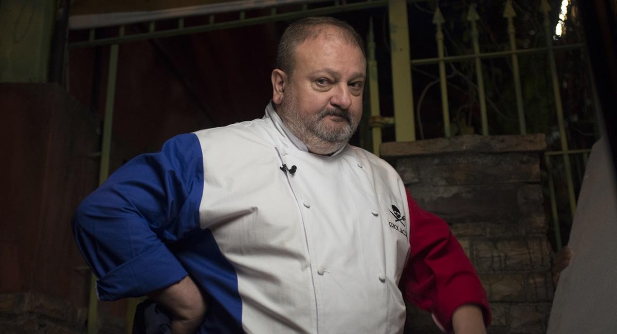 Erick Jacquin em Pesadelo na cozinha