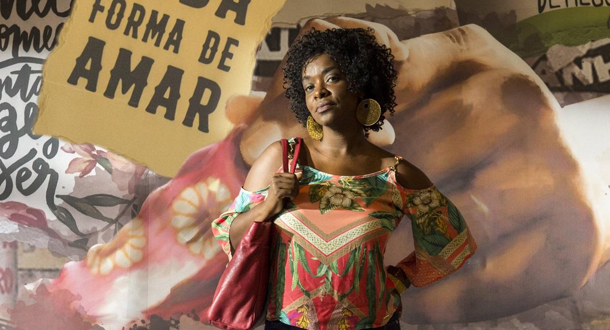 Olívia Araújo como Vânia em Malhação