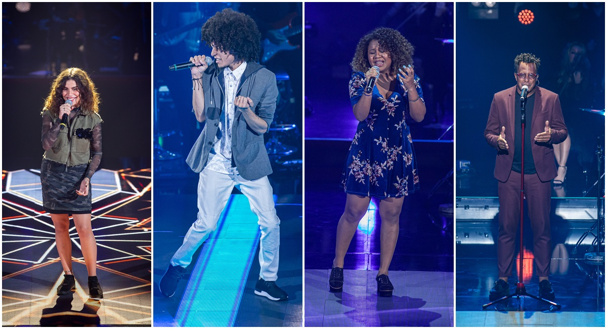 Finalistas da oitava temporada do The voice Brasil