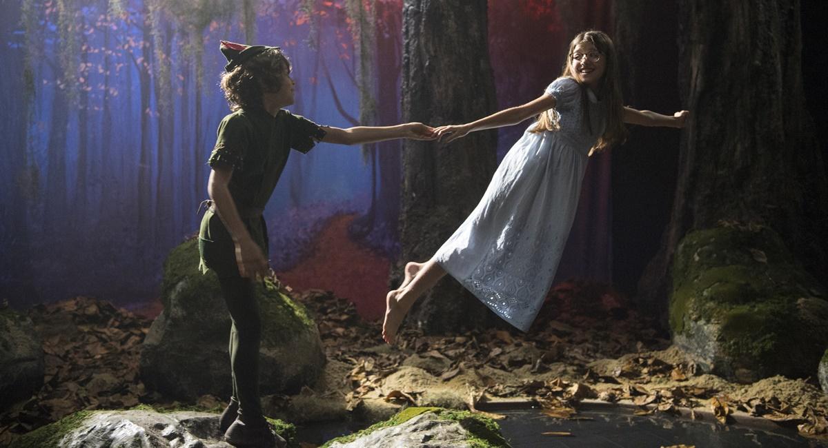 Peter e Sofia em cena da novela Bom Sucesso