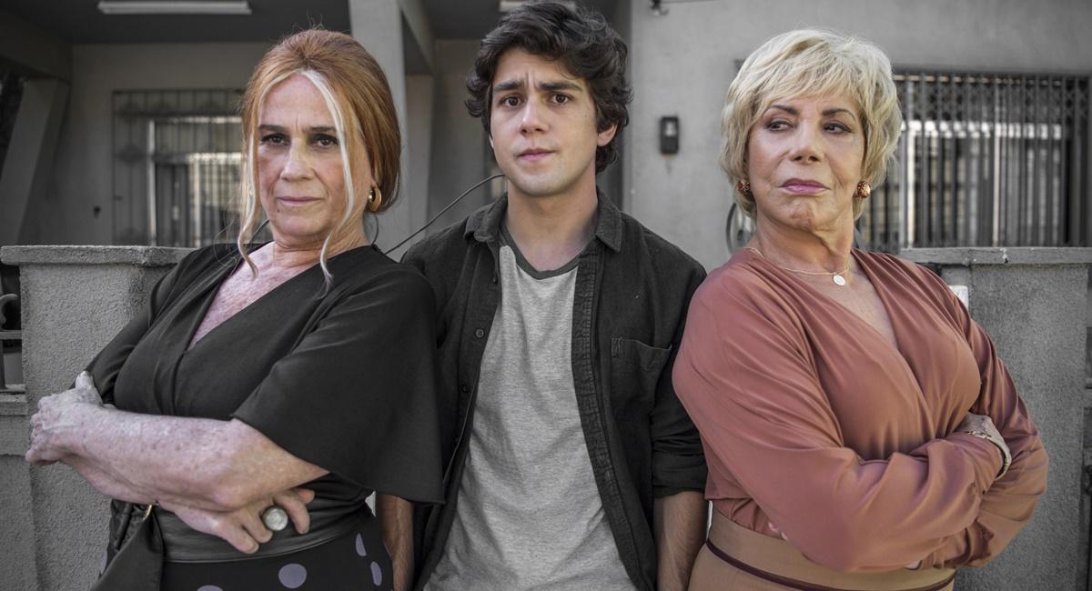 Vera Holtz, Daniel Rangel e Arlete Salles são os protagonistas de Eu, a Vó e a Boi