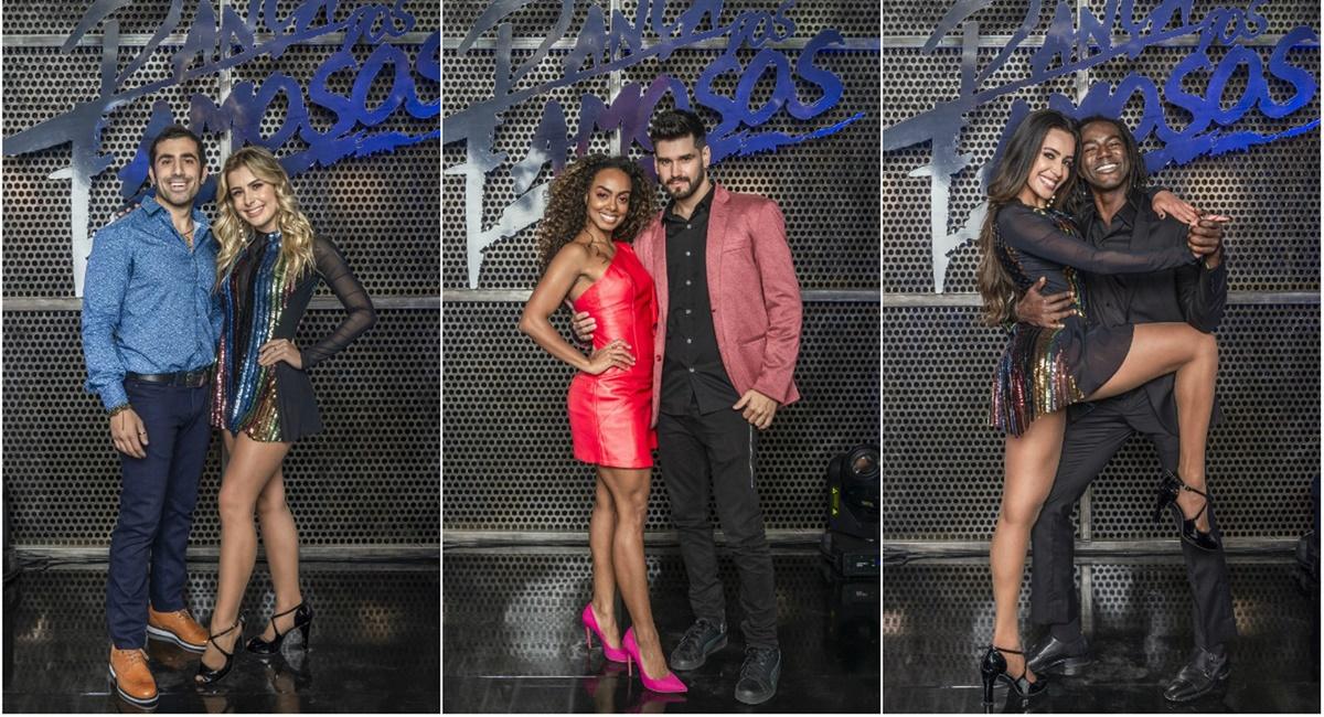 Os finalistas dançarão valsa e tango na Dança dos famosos deste domingo