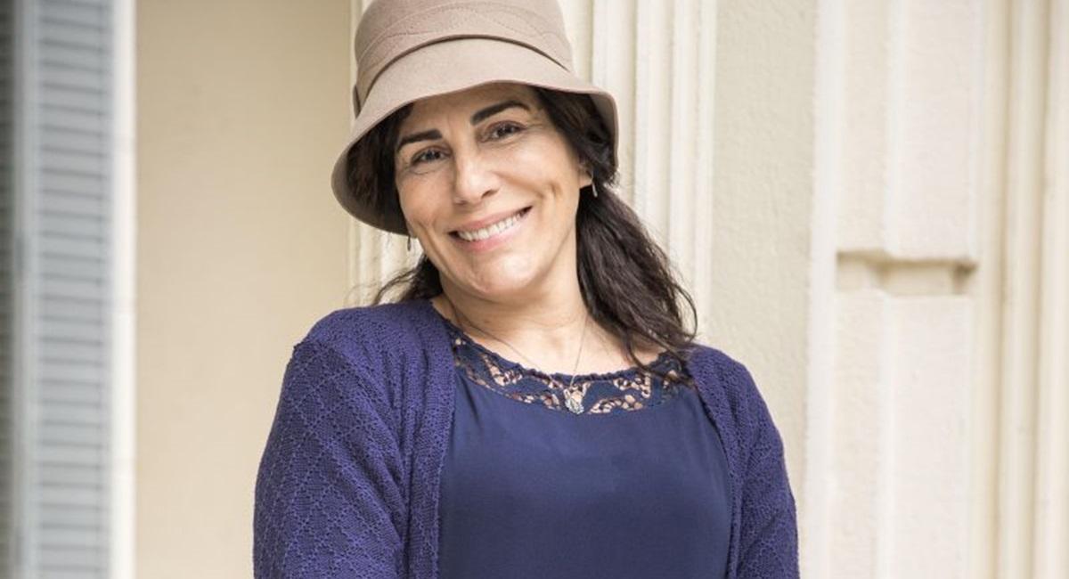 Gloria Pires é Lola na novela Éramos seis