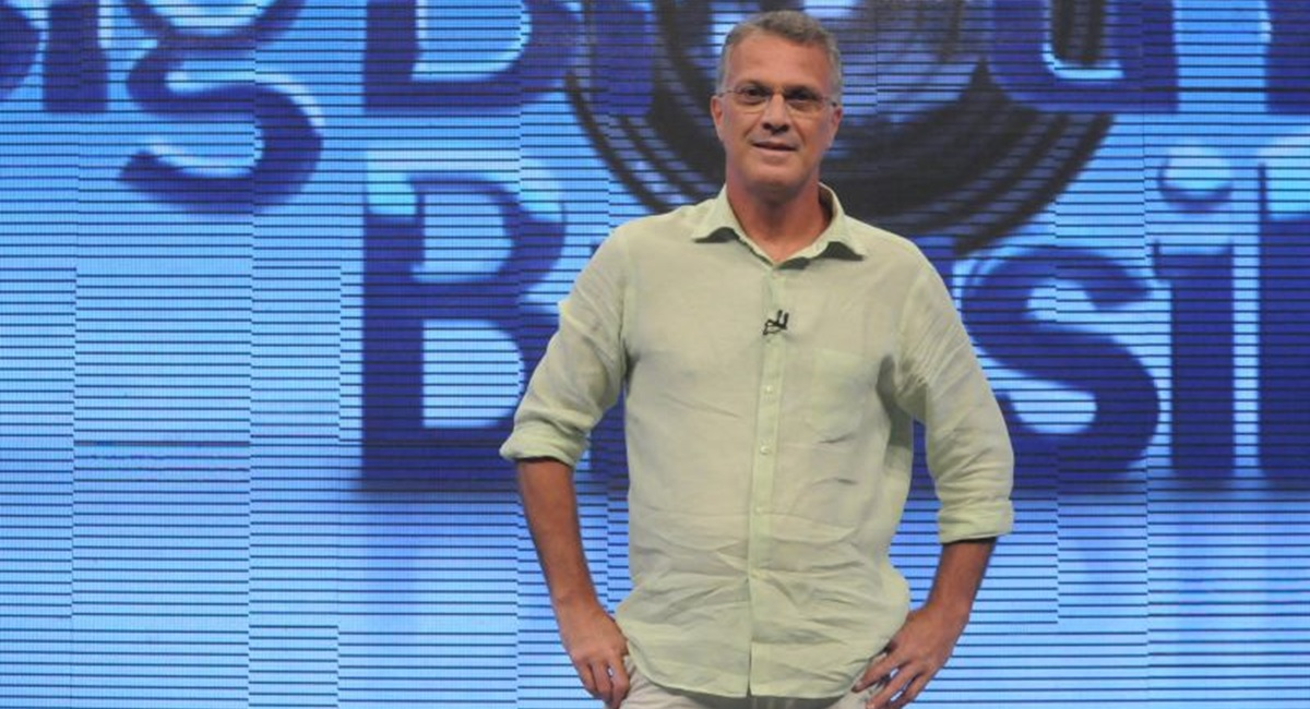 Pedro Bial no Big Brother Brasil