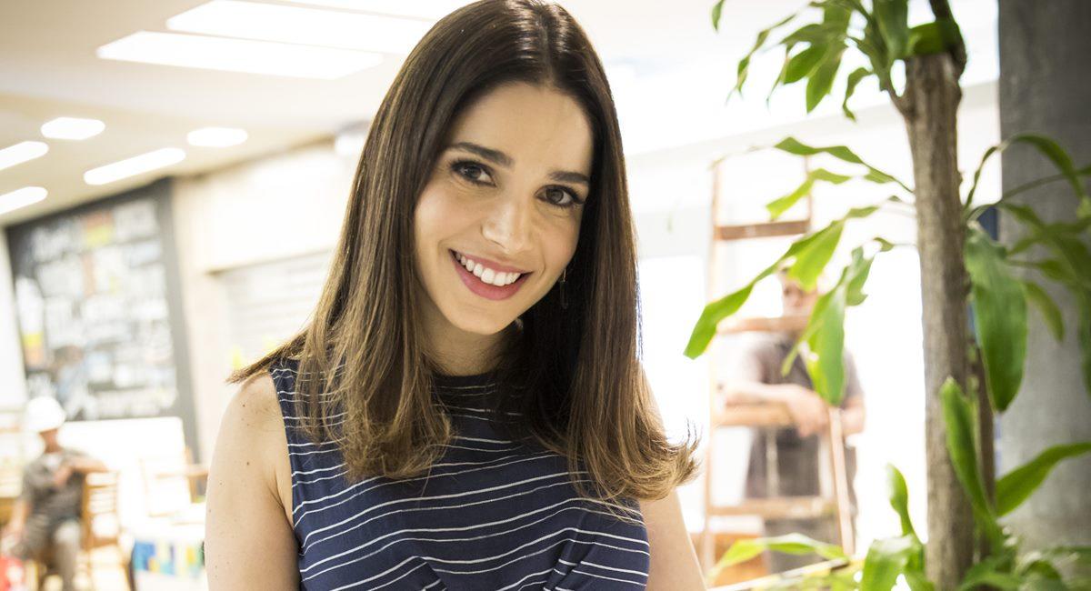Atriz Sabrina Petraglia