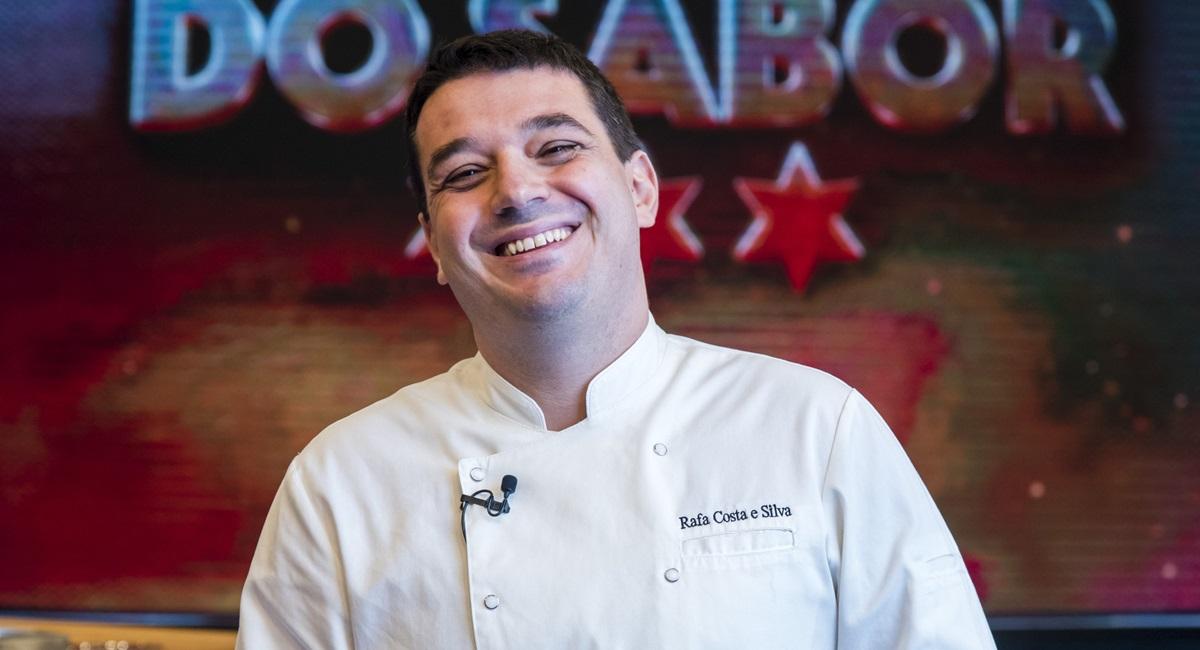 Chef Rafael Costa e Silva no Mestre do sabor