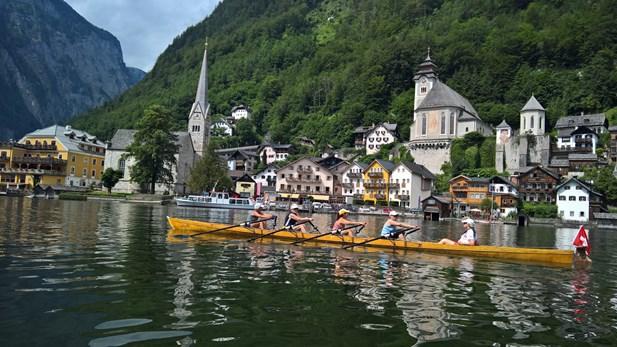 World Rowing Tour 2016, Áustria