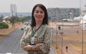 Ludimila Lamounier, diretora adjunta da consultoria legislativa da Câmara dos Deputados. Credito: Ed Alves/CB/D.A. Press.