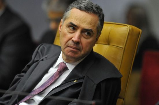 Barroso no STF
