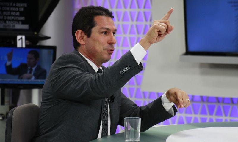 Deputado Marcelo Ramos.