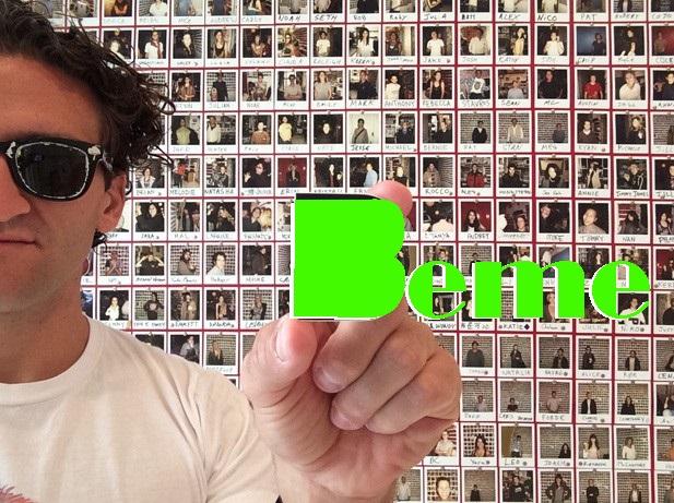 beme aplicativo de video casey neistat snapchat tecnoveste