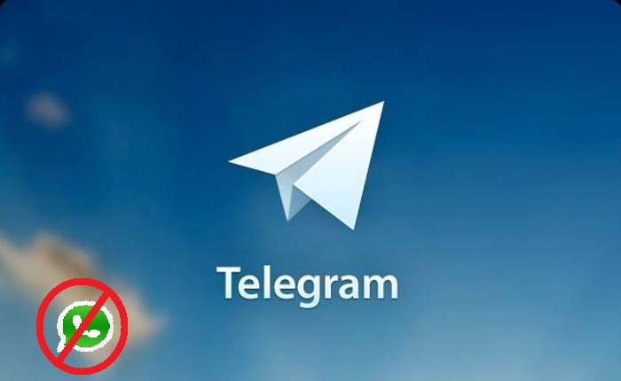 telegram-explode-apos-bloqueio do whatsapp no brasil tecnoveste
