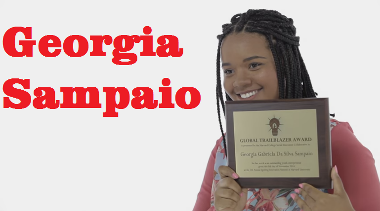 georgia gabriela da silva sampaio estudante brasileira nos estados unidos pesquisa academica tecnoveste