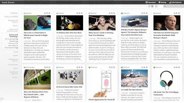 google news extensao do google chrome navegador