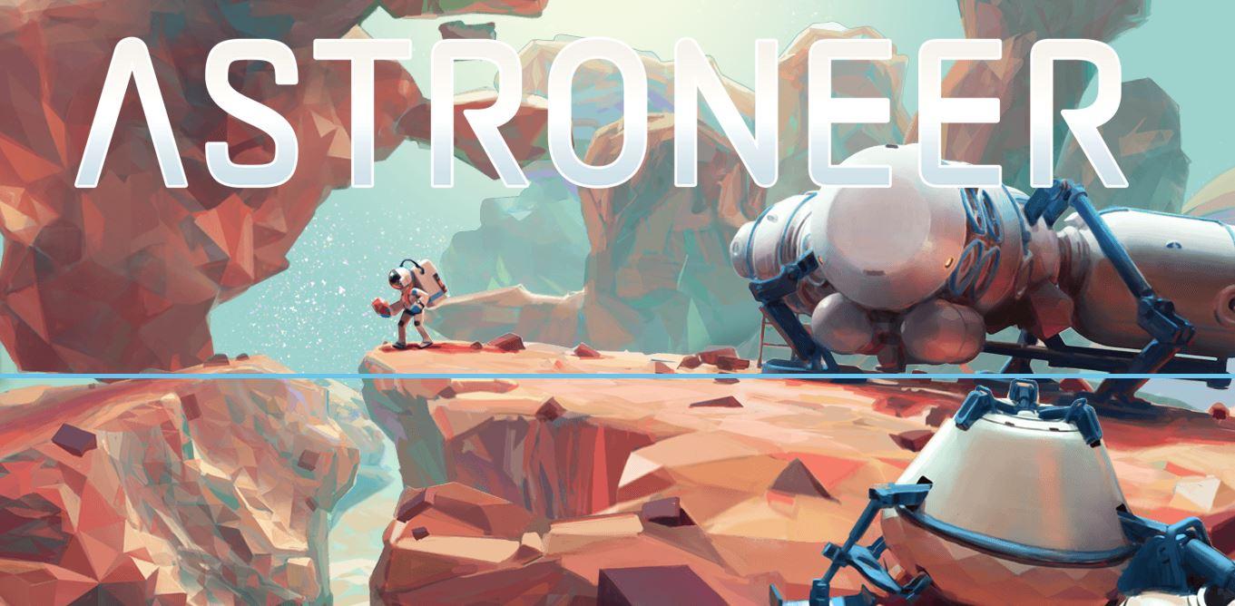 Astroneer um jogo aeroespacial de exploração interplanetária jogo de sobrevivencia minecraft child of light tecnoveste