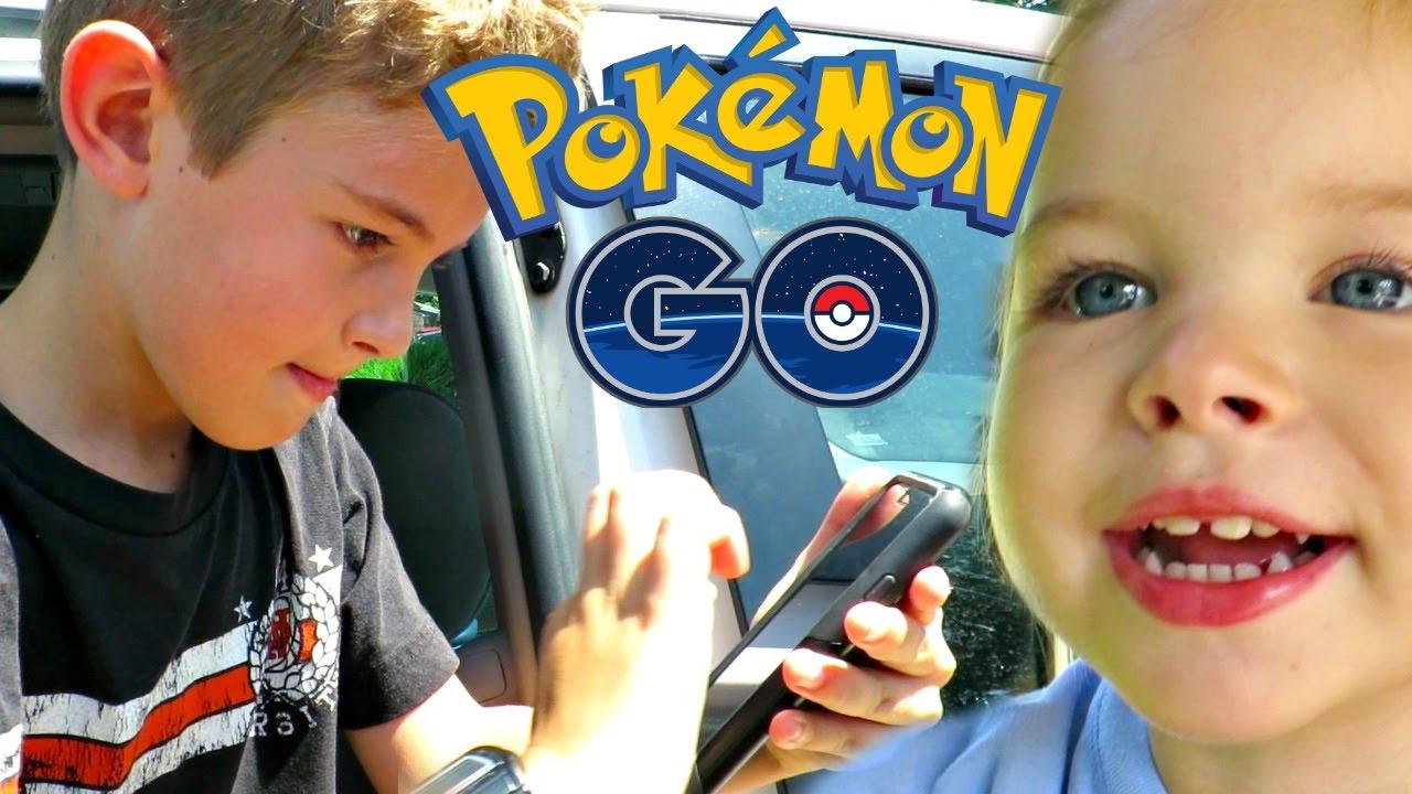 Porque meu filho gosta tanto do Pokémon Go tecnoveste