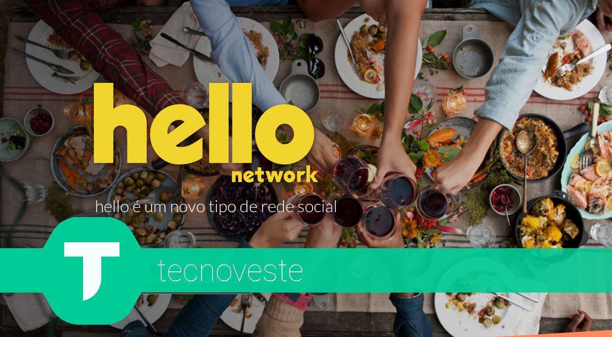 Rede Social Hello a volta por cima de Orkut Büyükkökten tecnoveste