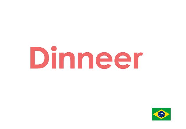 dinneer uber e airbnb para restaurantes