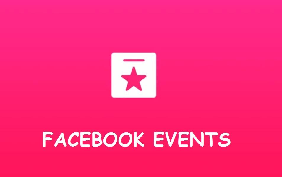 Conheça os Eventos do Aplicativo do Facebook