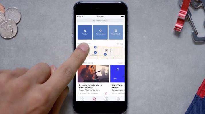 Conheça os Events from Facebook, um novo Aplicativo da Maior Rede Social do Mundo tecnoveste