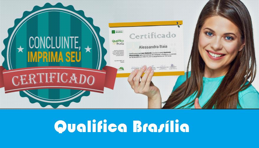 Qualifica Mais Brasília um portal do governo para impulsionar o emprego no DF