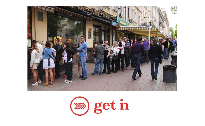 Get In App organização e rapidez na Fila de Espera e nas Reservas de Bares e Restaurantes tecnoveste