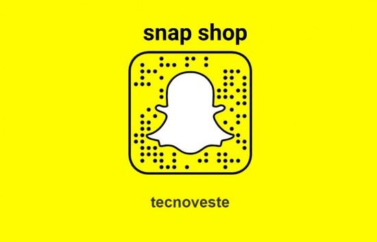 Snap Shop do Tecnoveste a Pop-Up Store dos produtores de conteúdo