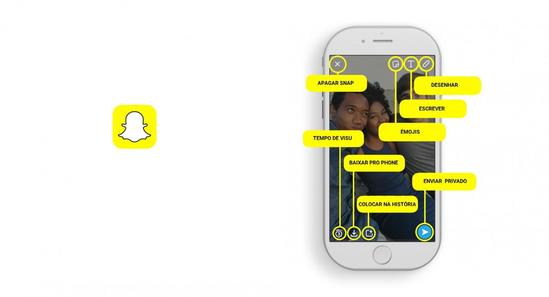 Tutorial do Snapchat - Como começar a usar o Snapchat