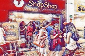 Eventos na SnapShop do Pier 21 e a cobertura fotográfica de Carlos Andrés Montoya