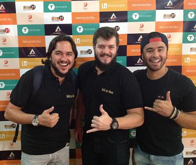 Sofa do Enem um talk show feito por professores de Brasília snapshop tecnoveste pier 21_opt
