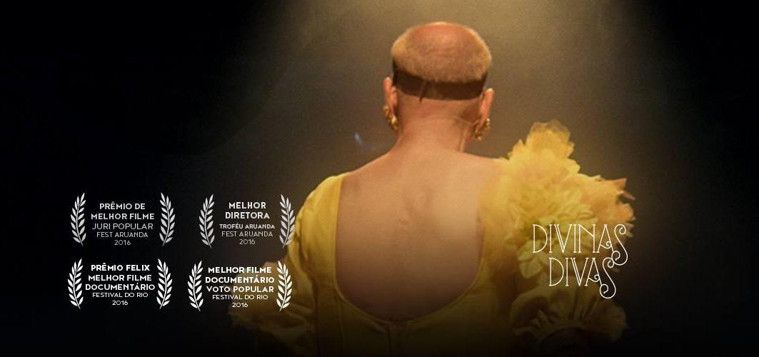 DIVINE DIVAS divinas divas da diretora e atriz Leandra Leal estreia esta semana no SXSW Film Festival