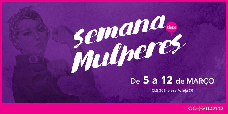 programacao para mulheres empreendedoras em brasilia