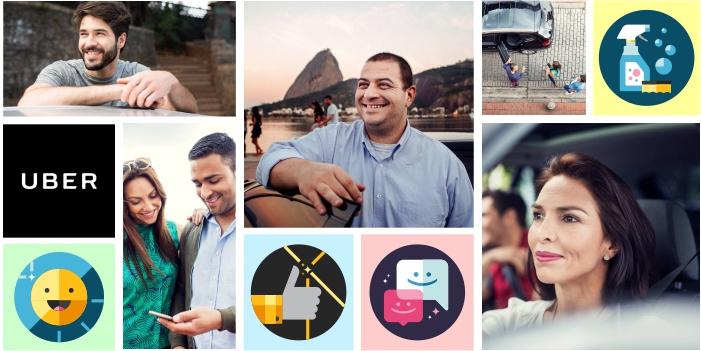 como o uber esta planejando criar sua propria rede social Uber Compliments_LATAM