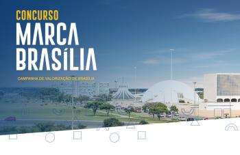 Concurso Cultural premiará com 20 mil uma nova identidade visual para Brasília
