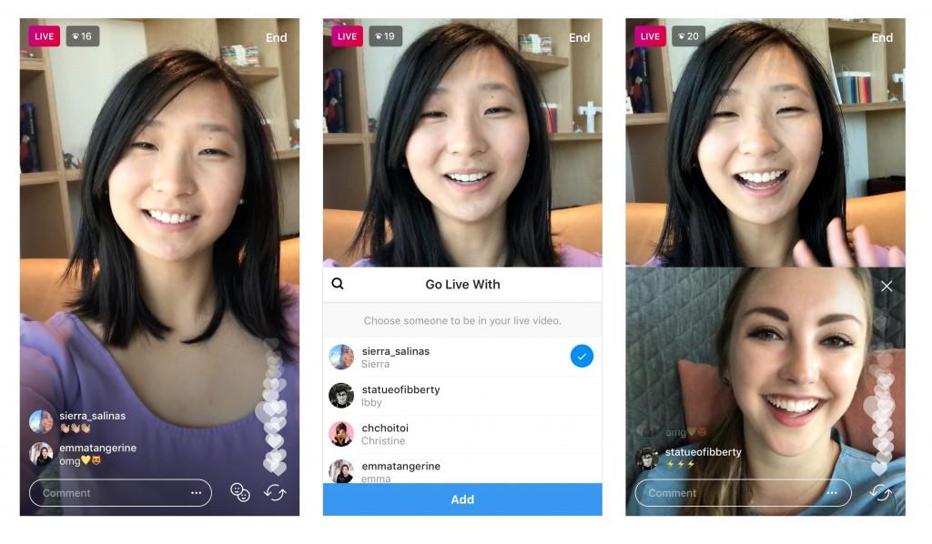 como fazer live no instagram com amigos dividindo a tela tecnoveste