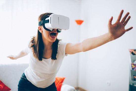 Óculos de Realide Virtual para Celular
