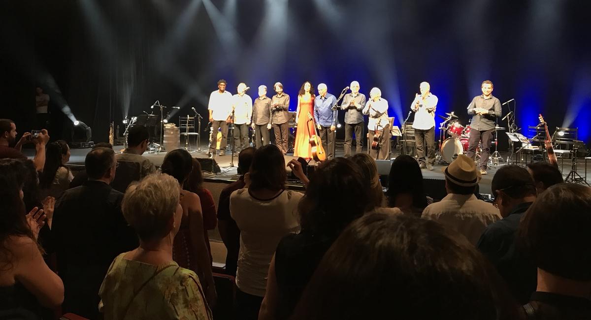 Show de Marisa Monte e Paulinho da Viola