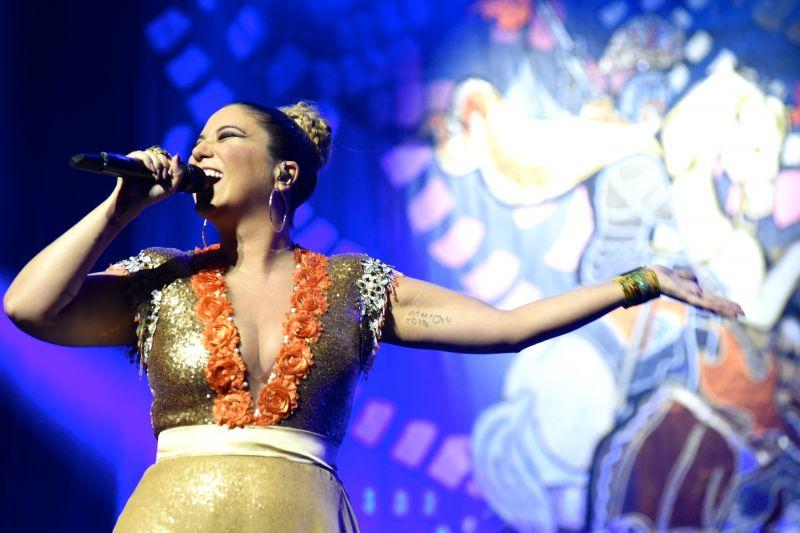 Crédito: Rodrigo Trevisan/Divulgação. Cantora Maria Rita.
