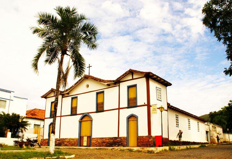 Pirenópolis.