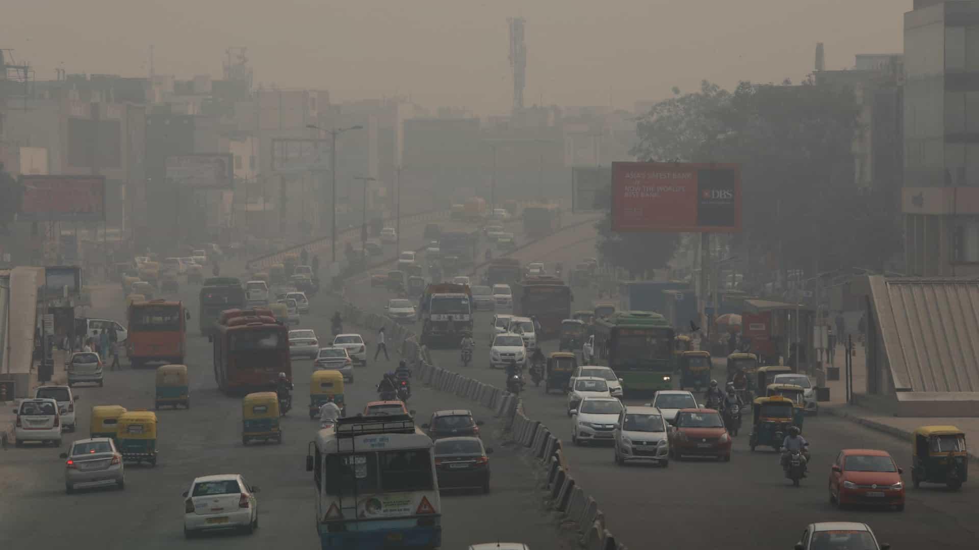 Poluição do ar: relatório apresenta dados sobre a ameaça à saúde - Blog 4Elementos