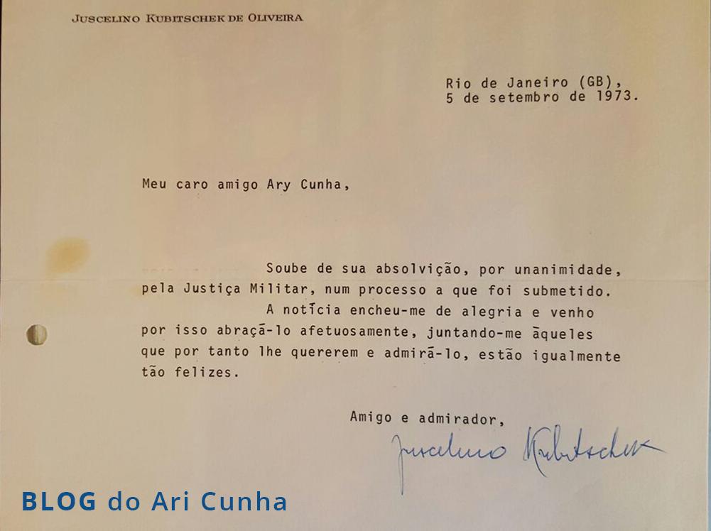 Carta Juselino