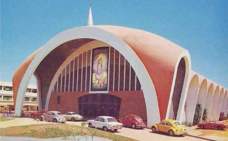 Igreja Nossa Senhora de Fátima, Brasília - DF, 1977