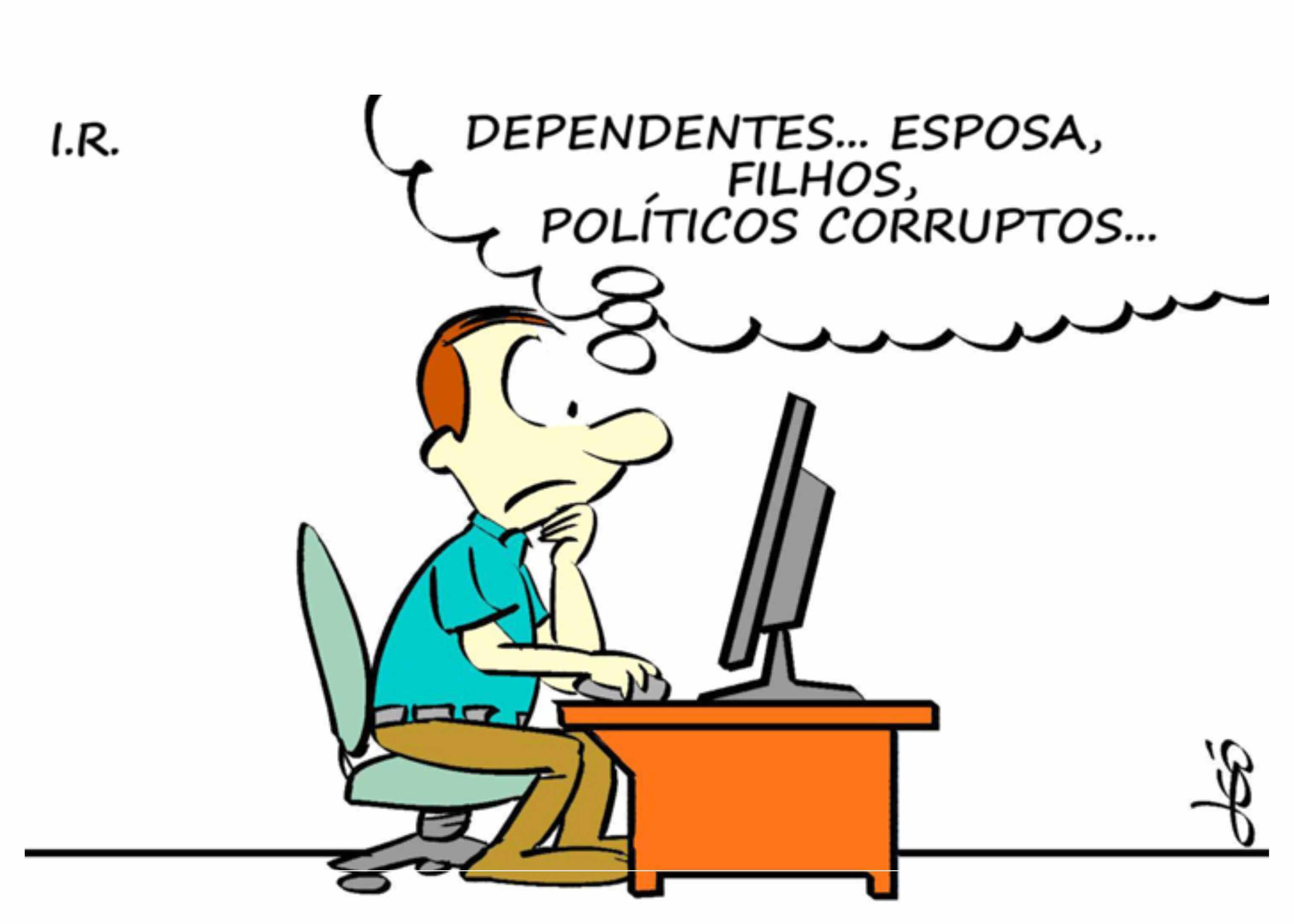 Charge: diariodamidia.com.br