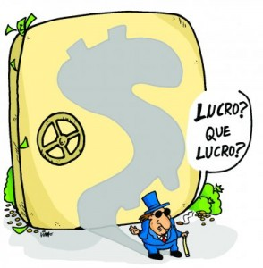 Charge: vidabancaria.com.br