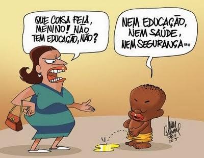 Charge: desafiosensino.blogspot.com.br
