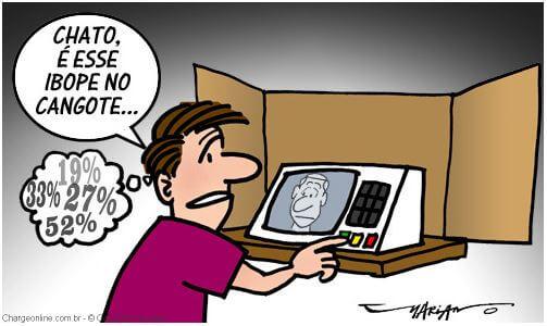 Charge: Mariano (tribunadainternet.com.br)
