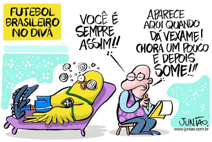 Charge: Junião (juniao.com.br).